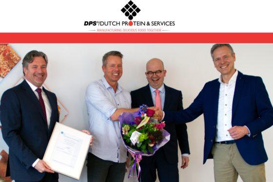 SimplyOK certificering voor DP&S