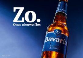 Zo. En nu een nieuwe Bavaria-fles: vormgeving van schouder was uitdaging in ontwikkelingsproces