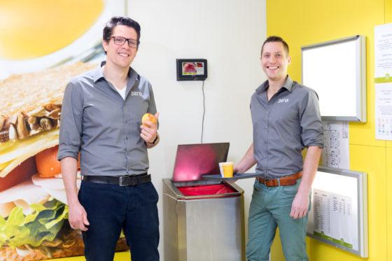 AI-technologie van Zero Food Waste kan horeca-afval met de helft reduceren