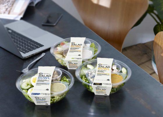Albert Heijn maakt maaltijdsalades zonder toegevoegde suikers