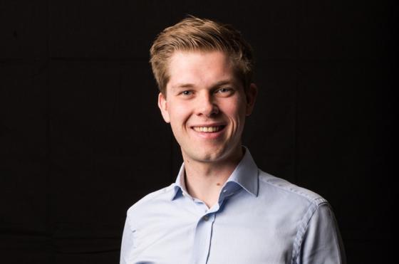 Nicolas Bartholomeeusen wordt nieuwe directeur AB InBev Nederland