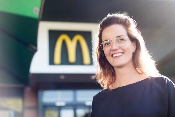 McDonald's benoemt nieuwe marketingdirecteur