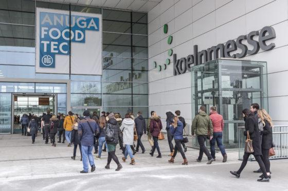 Record aantal bezoekers voor Anuga FoodTec (video)