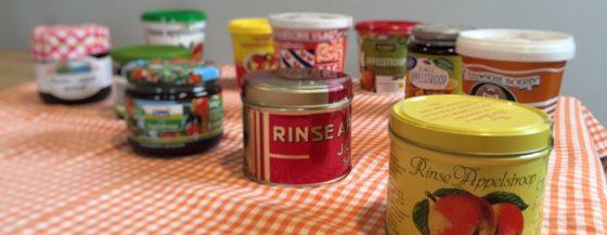 Consumentenbond:  appelstroop bevat te veel suiker