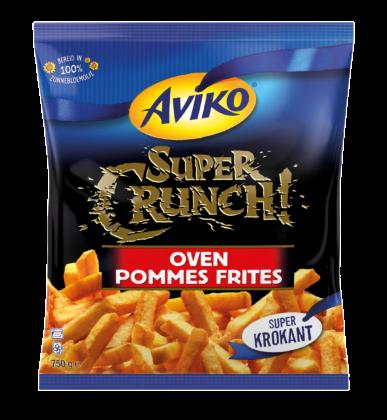 Aviko haalt SuperCrunch Oven Pommes Frites terug