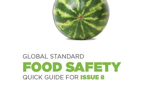 Vragen BRC Food versie 8 beantwoord tijdens Food Safety Event
