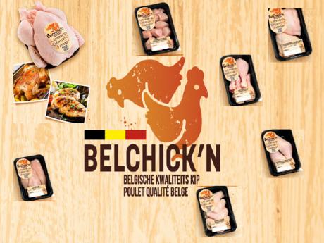 Carrefour België heeft primeur met 'blockchain' voor Belchick'n
