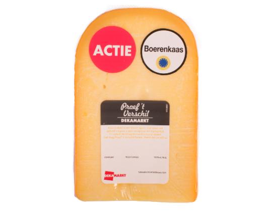 Recall kaas vanwege E.coli
