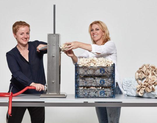 Startup Botanic Bites wil honger de wereld uit helpen met plantaardige eiwitten