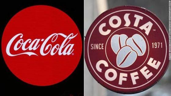 Coca-Cola koopt koffiegigant Costa