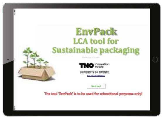 Duurzaam ontwerpen met EnvPack