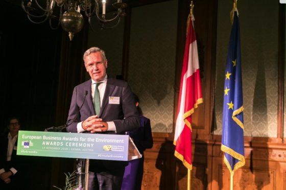 Eosta wint Europese milieuprijs
