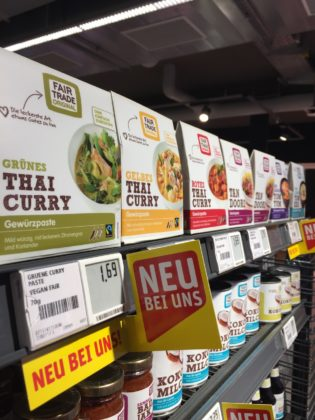 Fair Trade Original naar Duitse REWE