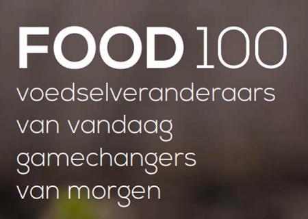 Food100 koppelt talent aan ervaring
