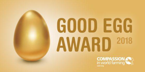 Good Egg Award voor Nestlé