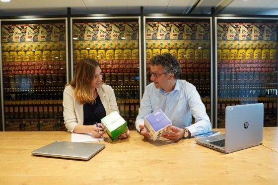 QA-specialist Nestlé: 'Recruiters benaderen me zelfs op mijn werk'
