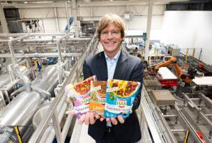 Hak opent nieuwe fabriek voor sta-zakken