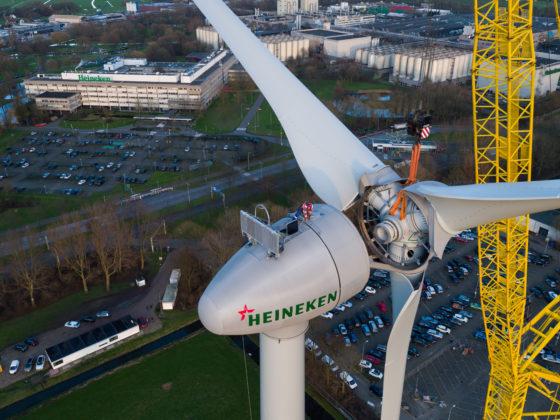 Zon, wind en biogas winnen terrein