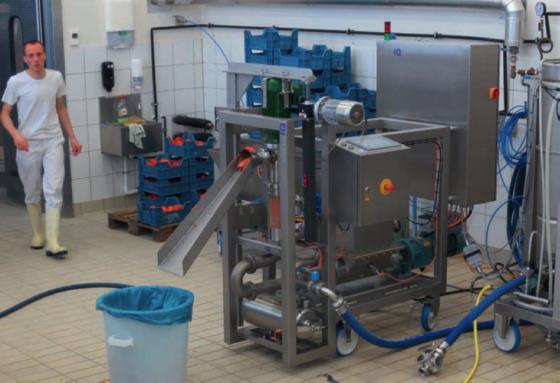 Highqjuice Innovatieve Technologieën Voor Gezond Fruitsap Vmt