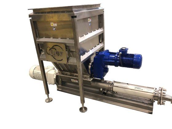 JBT introduceert sapextractiemachine voor kleine producenten