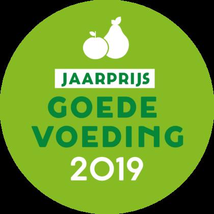09/04: Uitreiking Jaarprijs Goede Voeding 2019