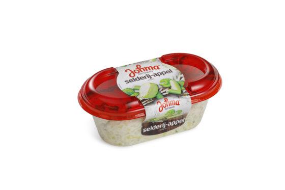Johma zocht eivervanger voor veganistische salade