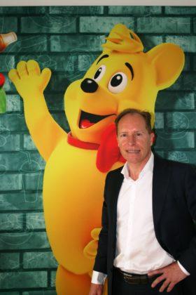 Van Erp directeur Haribo Nederland en België
