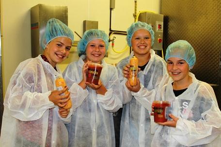 Supermarktketen ontwikkelt samen met kinderen productlijn op basis van groenten