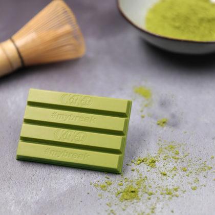 KitKat Green Tea Matcha komt naar Nederland