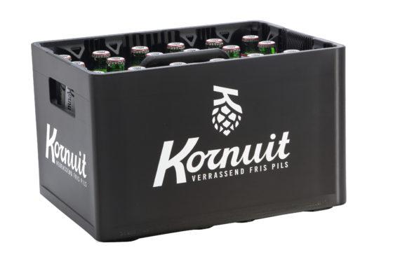 Grolsch en Heineken presenteren duurzame bierkratten