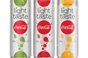 Coca-Cola Light krijgt een nieuwe naam en brengt twee nieuwe smaken uit
