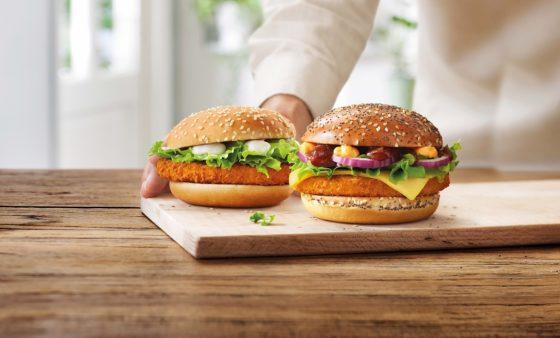 McDonalds richt zich op flexitariër, vegan burger verdwijnt