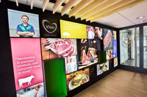 Vion-stakeholders ervaren ketens in Meat Master Center