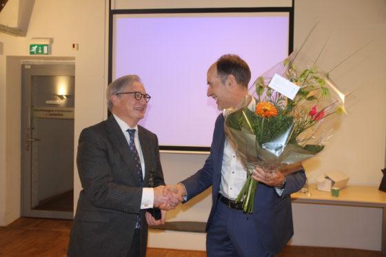 Teun Hardjono krijgt NNK-Onderscheiding 2018