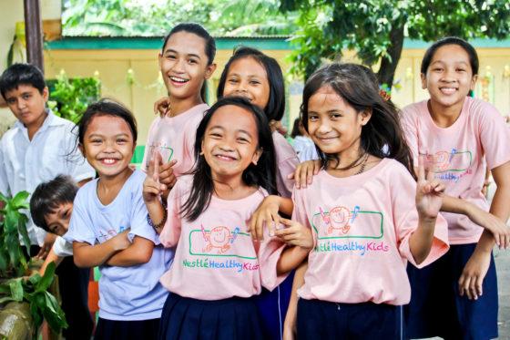 Nestlé reduceert zout- en suikergehalte in kindermaaltijden