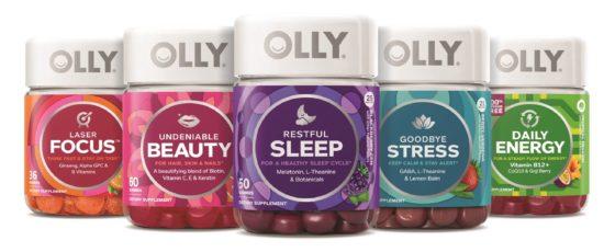 Unilever combineert voeding en persoonlijke verzorging met aankoop Olly Nutrition