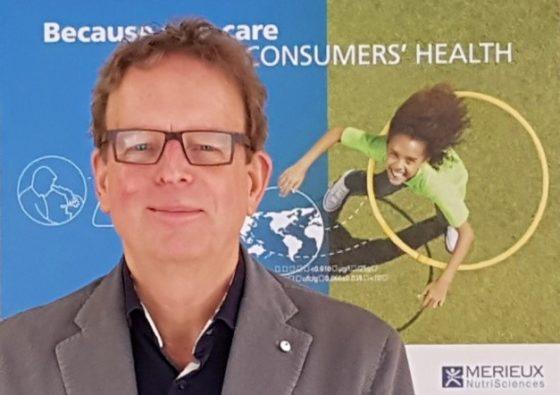Peter van der Steege neemt afscheid van Mérieux NutriSciences