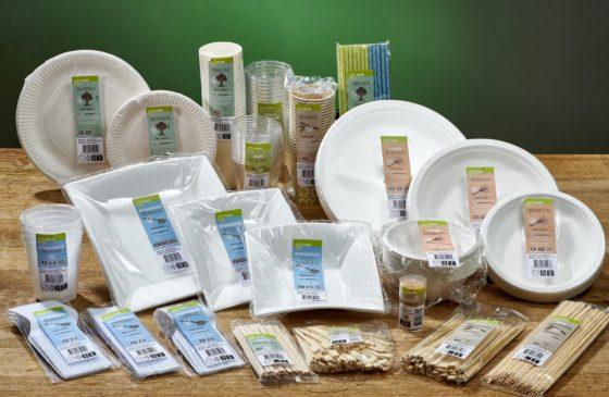 Wegwerpplasticban begint bij Plus met wegwerpservies