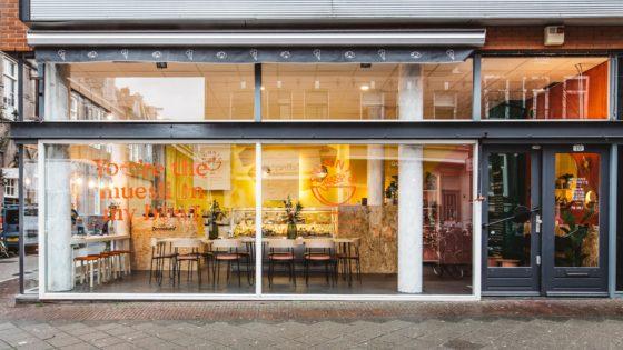 Zonnatura en Nina Pierson openen pop-up ontbijtbar (video)
