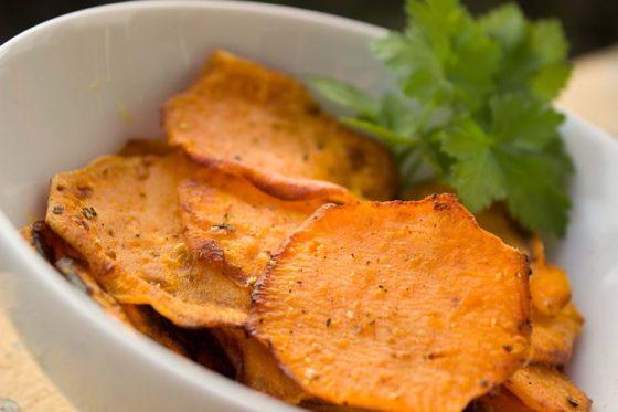 Onvermeld allergeen in Yummy House Dried Sweet Potato
