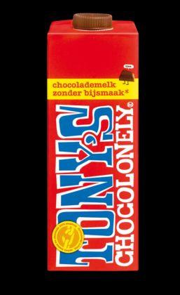 Holland Foodz neemt distributie van Tony's chocolademelk op zich