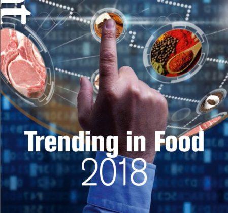 Trending in Food 2018: interviews