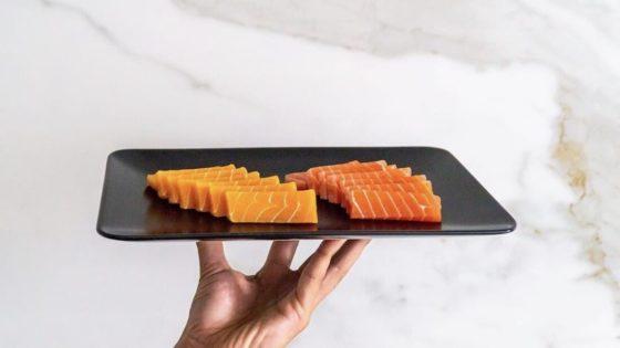 Jumbo eerste retailer met verkoop plantaardige sashimi