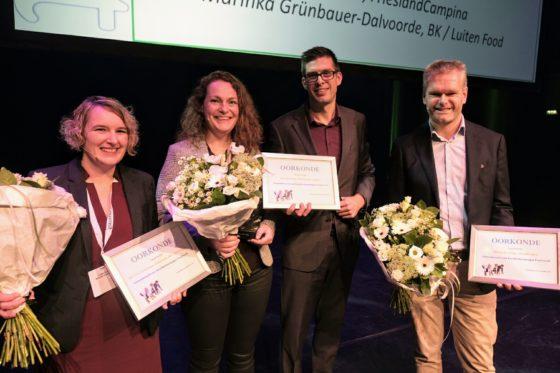 Gea Stevens gekozen tot Kwaliteitsmanager Food 2018