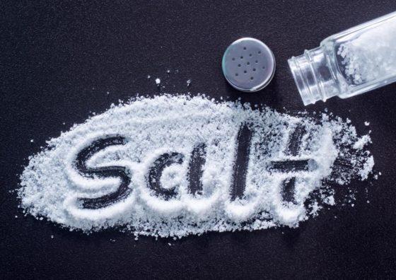 Zoutreductie wordt mogelijk makkelijker door 'nieuw zout'