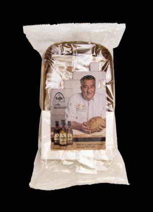 Bierbroodmix leffe van Robert van Beckhoven permanent in supermarktschap Albert Heijn (video)