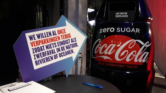 Coca-Cola zet verder in op minder suiker en minder plastic (video)