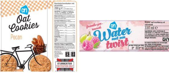 Eigen producten AH krijgen beter etiket