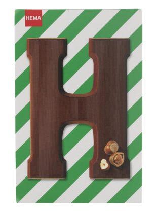Hema roept meer chocoladeletters terug