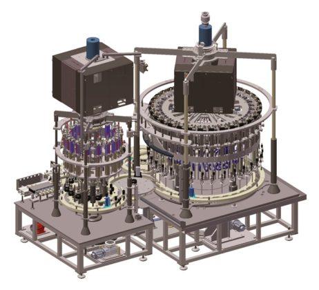 Verpakkingsmachines kunnen flexibeler met hefdraaimotoren